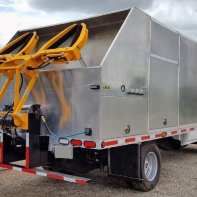 Bin Cleaning Trucks